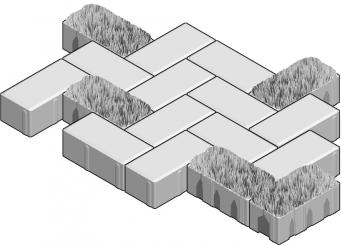 Greenbrick 21x10,5