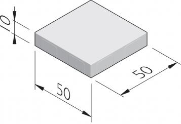 Naturale 50x50
