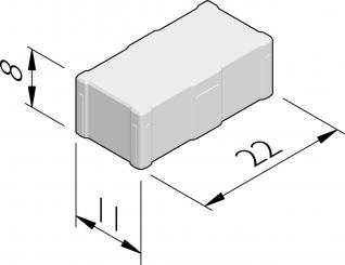 Draino stenen 22x11