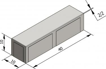 Basic 40x10